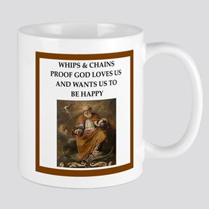 Bondaje jokes Mugs