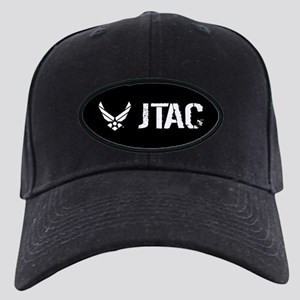 USAF: JTAC Black Cap with Patch