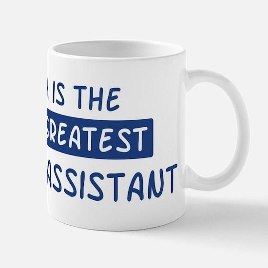 Physician Assistant Mom Mug