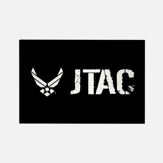 USAF: JTAC Rectangle Magnet