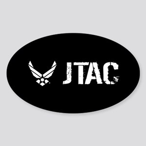 USAF: JTAC Sticker (Oval)