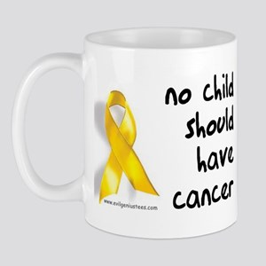 No child cancer Mug