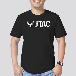 USAF: JTAC Men's Fitted T-Shirt (dark)
