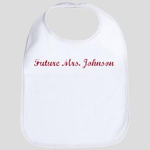 Future Mrs. Johnson Bib