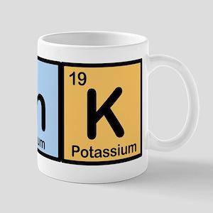 Think Made of Elements Mug