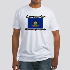 Lancaster Pennsylvania Fitted T-Shirt