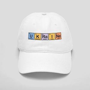 Ukraine Made of Elements Cap