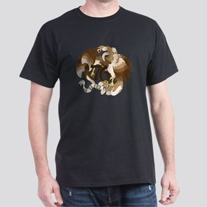We'll Rise Again Feng-Huang Dark T-Shirt