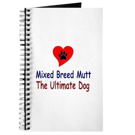 Mixed Breed Mutt Journal