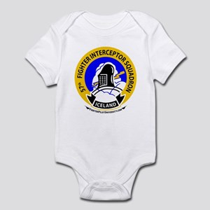 57th FIS Infant Bodysuit