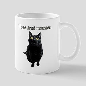 I See Dead Mousies Mug