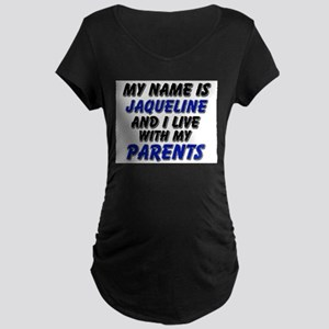 my name is jaqueline and I live with my parents Ma
