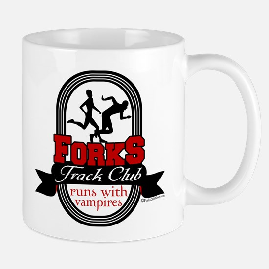 Forks Track Club Mug
