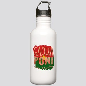 Gaoua Poni Stainless Water Bottle 1.0L