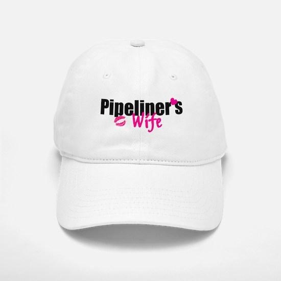 Pipeliner's Wife Baseball Baseball Cap