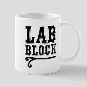 Lab Block Mugs