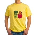 S&O Reading Yellow T-Shirt