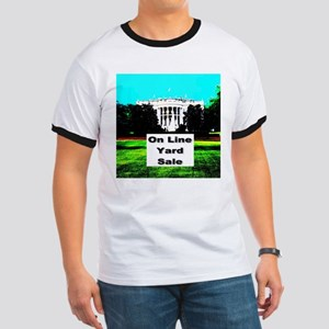 White House On Line Yard Sale Ringer T