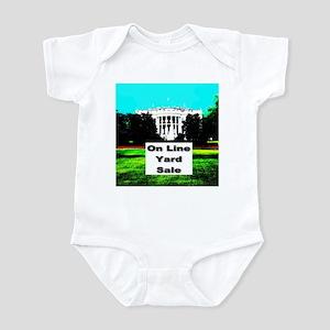 White House On Line Yard Sale Infant Bodysuit