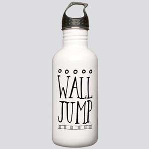 Wall Jump Stainless Water Bottle 1.0L