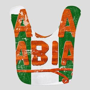 Aba Abia Polyester Baby Bib
