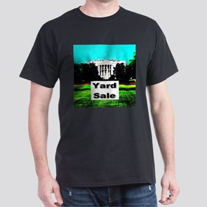 White House Yard Sale Dark T-Shirt