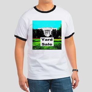 White House Yard Sale Ringer T