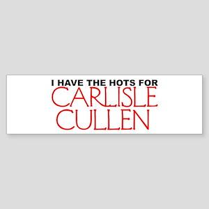 I Have The Hots For Carlisle Bumper Sticker