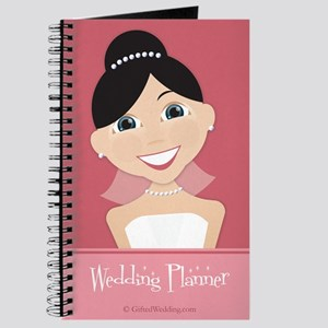Bride To Be Wedding Planner (br) Journal