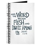 And the Word became Flesh Journal