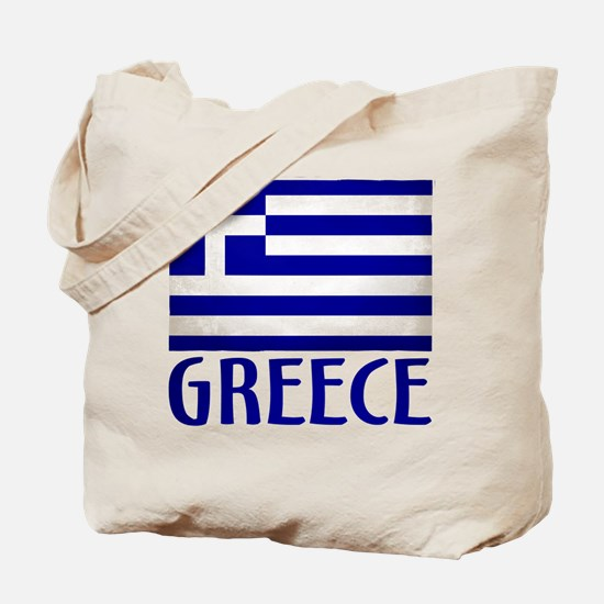 Cute Greek greece hellas hellenic ellada Tote Bag