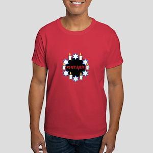 Never Again Holocaust Dark T-Shirt