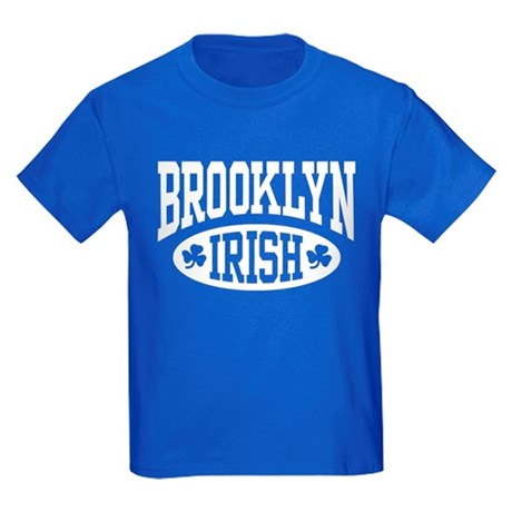 Brooklyn Irish Kids Dark T-Shirt
