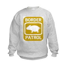Border Patrol Sweatshirt