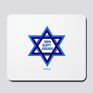 Glatt Kosher Funny Jewish Mousepad
