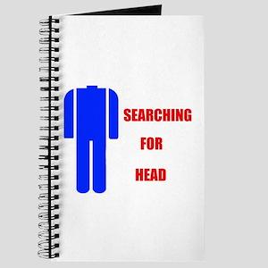 HEAD SEARCHER Journal