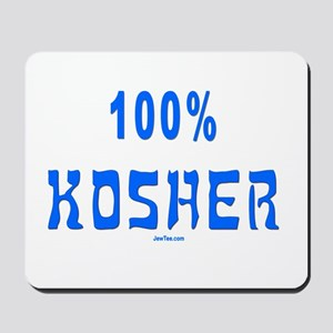 100% Kosher Mousepad