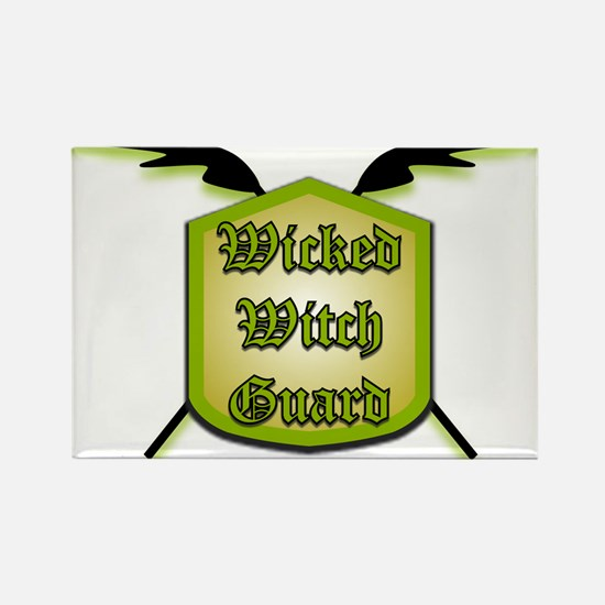 Which Witch Rectangle Magnet