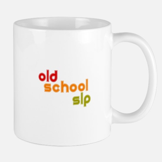 Old School SLP Mug
