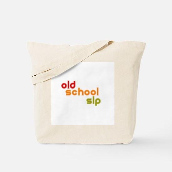Old School SLP Tote Bag