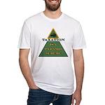 Pyramid Scheme: Fitted T-Shirt