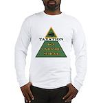 Pyramid Scheme: Long Sleeve T-Shirt