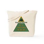 Pyramid Scheme: Tote Bag