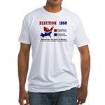 Election 1860: Fitted T-Shirt