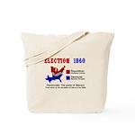 Election 1860: Tote Bag
