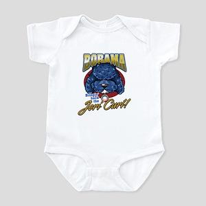 Bobama Jeri Curl! Infant Bodysuit