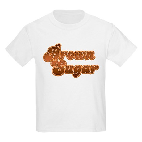 Brown Sugar Kids Light T-Shirt