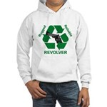Rugged Reliable Revolver: Hooded Sweatshirt