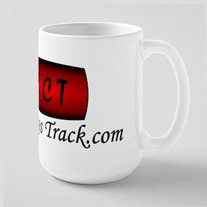 Sporting Clays Track Large Mug