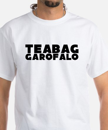 The Official Teabag Garofalo White T-Shirt
